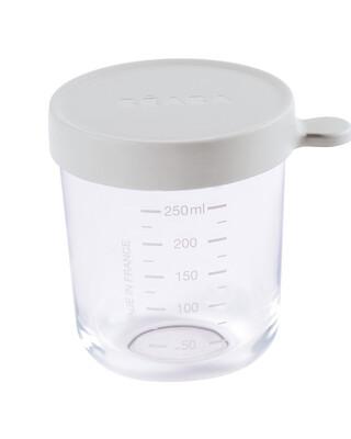 Beaba Conservation Jar Glass 250ml Light Mist