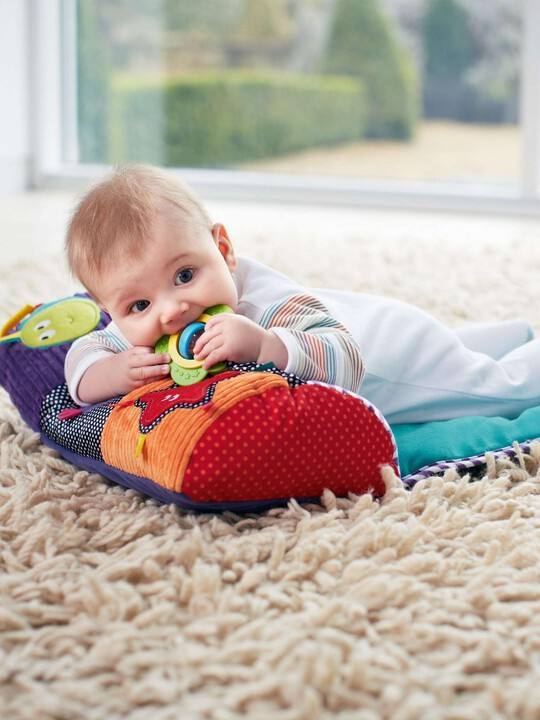 دمية ومفرش اللعب في وقت الطعام - Babyplay image number 8