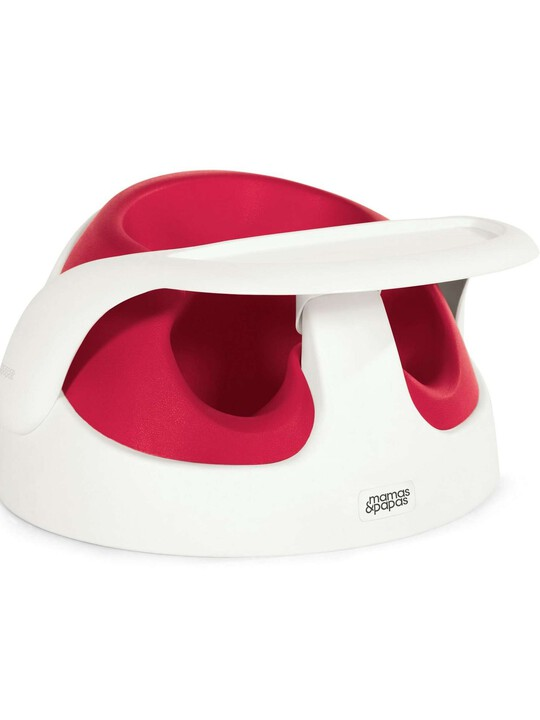 BABY SNUG & ACT TRAY - RED image number 4