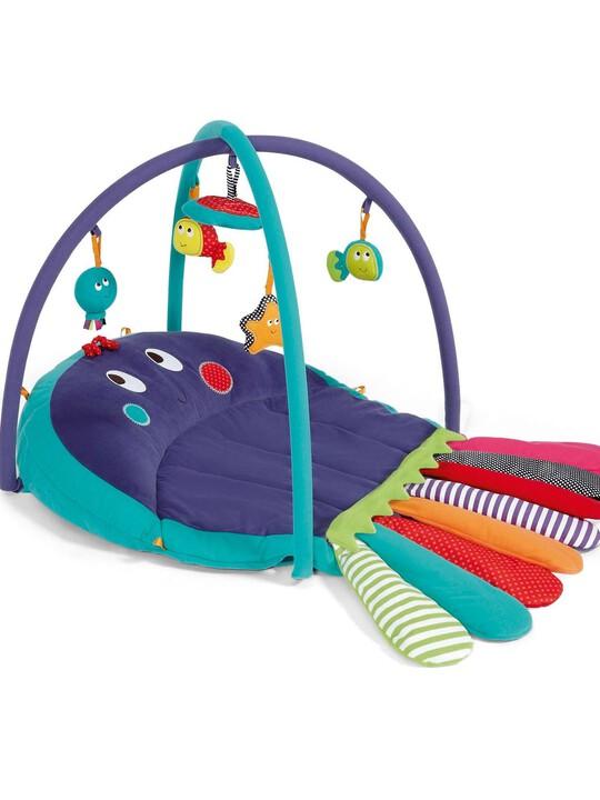 مفرش لعب الأخطبوط لوقت الطعام - Babyplay image number 4