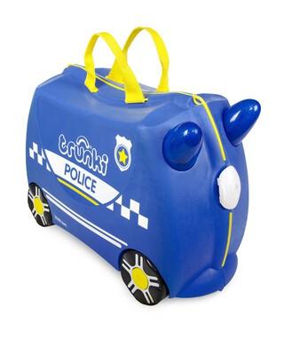 حقيبة سفر بتصميم سيارة الشرطة بيرسي من ترانكي