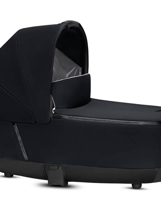PRIAM Carry Cot Lux Premium Black image number 1