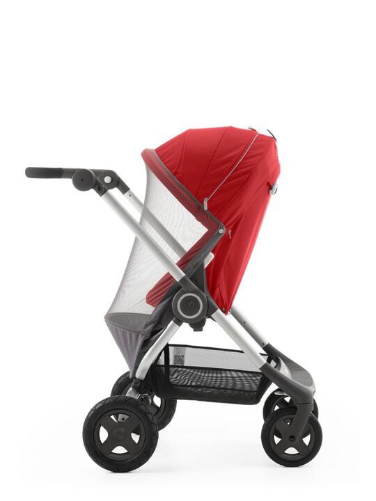 عربة Stokke® Scoot - لون أحمر image number 7