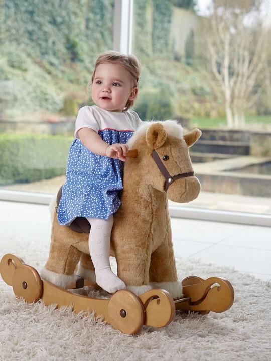 حصان Fudge الهزاز - Rock & Ride image number 5
