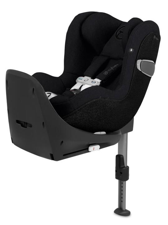 مقعد سيارة سايبكس سيرونا زي آي-سايز للأطفال بسن المشي، بتكنولوجيا سنسور سيف - أسود image number 1