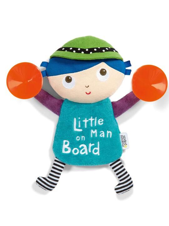 شارة Little Man On Board - Babyplay image number 1