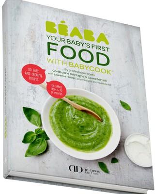كتاب تحضير وجبات الأطفال من بيبا