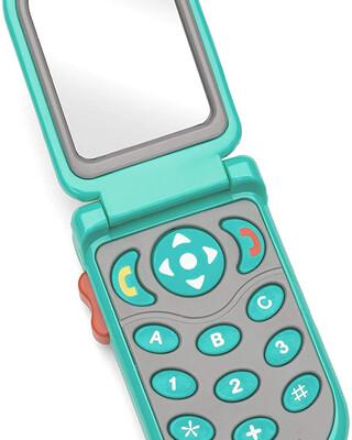 Flip & Peek Fun Phone-Teal.