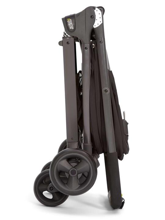 عربة Armadillo City - أسود Black Jack image number 4