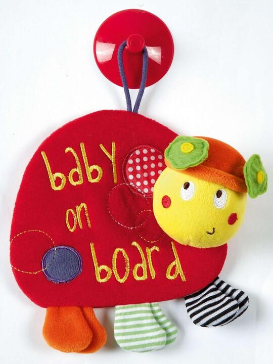 دلاية بشعار Baby On Board - Babyplay image number 1