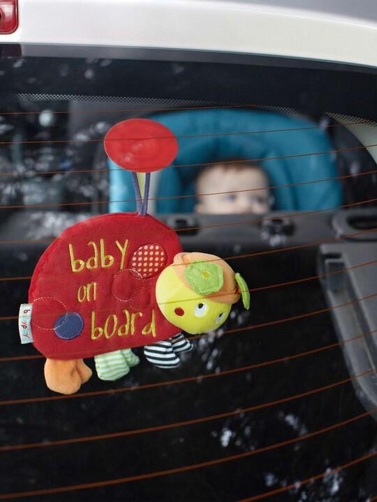 دلاية بشعار Baby On Board - Babyplay image number 2