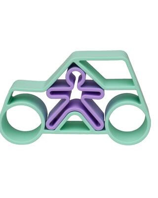 Dena Car Pastel Green