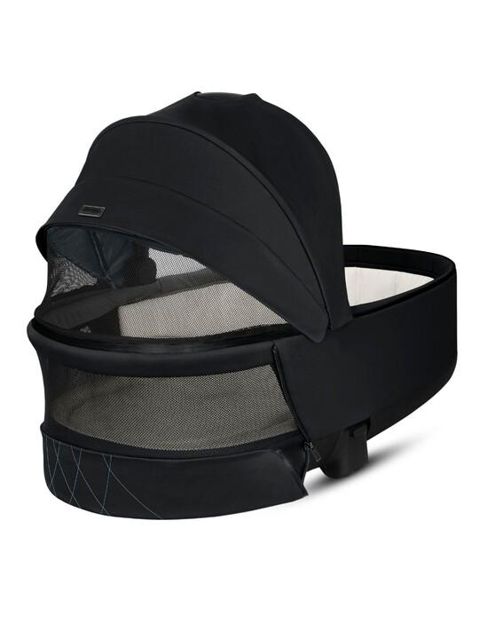 PRIAM Carry Cot Lux Premium Black image number 3