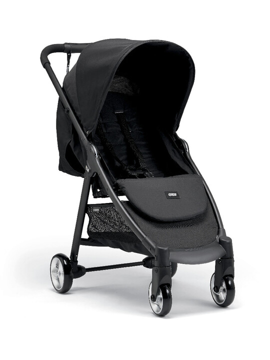 عربة أطفال أرماديللو سيتي2 - لون أسود image number 1