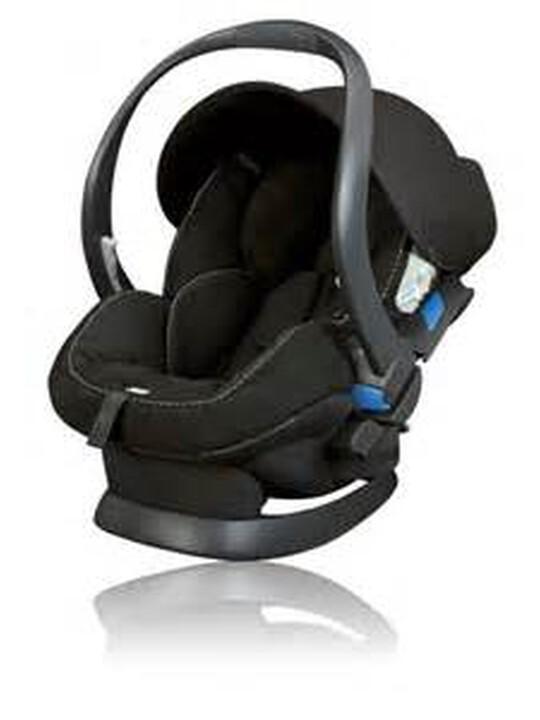 مقعد سيارة Stokke® iZiSleep من BeSafe - لون أسود image number 2