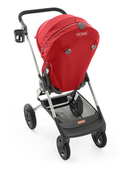 عربة Stokke® Scoot - لون أحمر image number 2