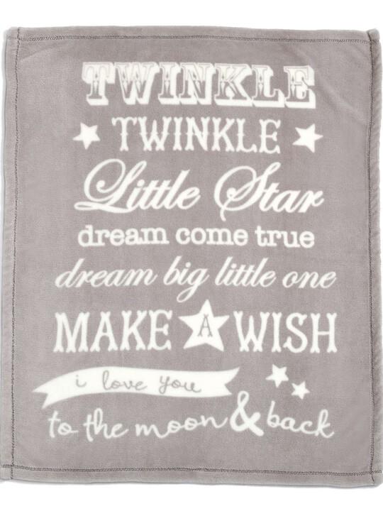 البطانية الصوفية الصغيرة - من Millie & Boris - 100 × 70 سم image number 1