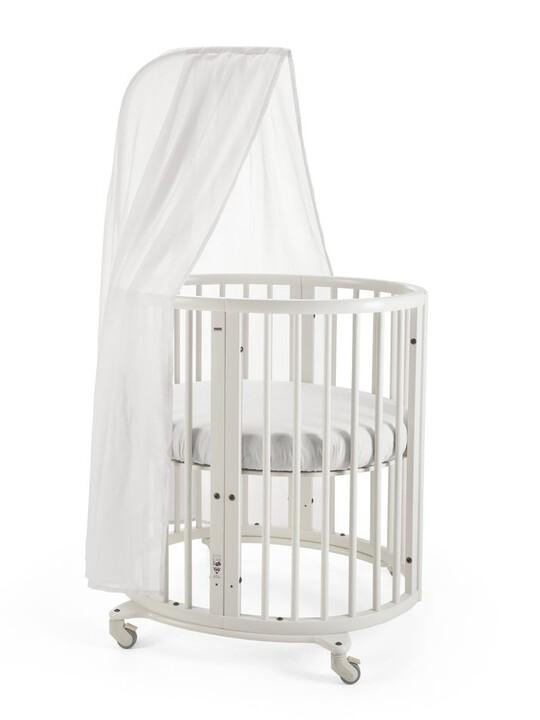 سرير Stoke Sleepi - باللون الأبيض image number 2