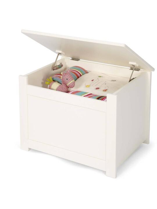 STORAGE BOX - WHITE image number 1
