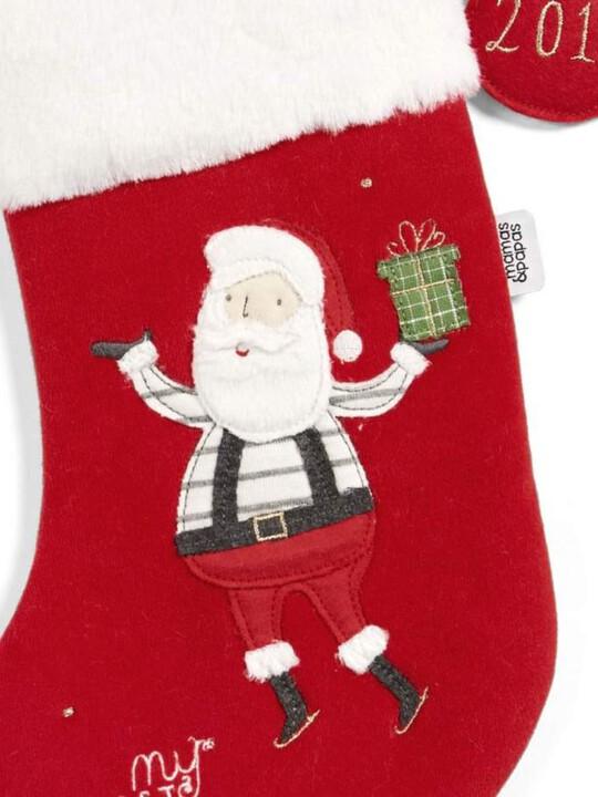 جراب سانتا - صغير image number 2