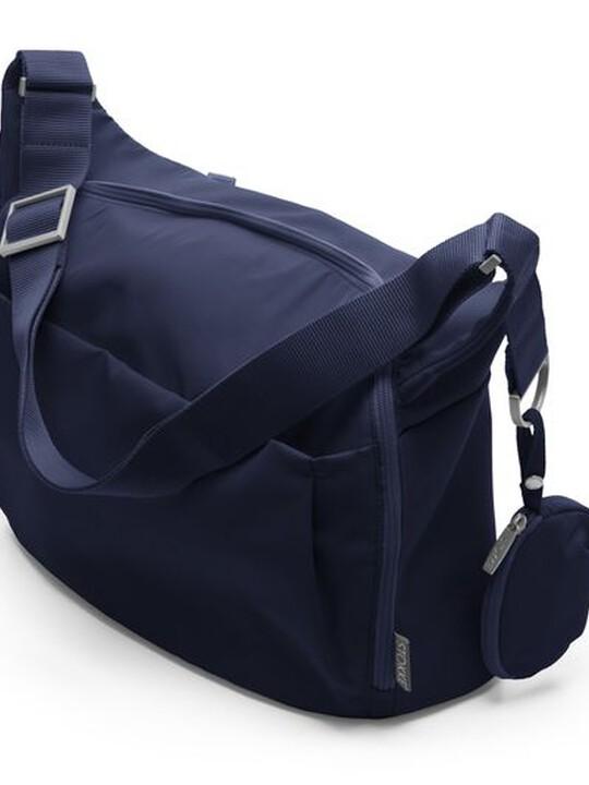 حقيبة تبديل ملابس Stokke - أزرق داكن image number 1