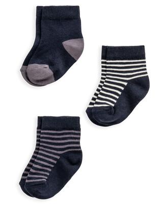 Patterned Socks 3 Pack
